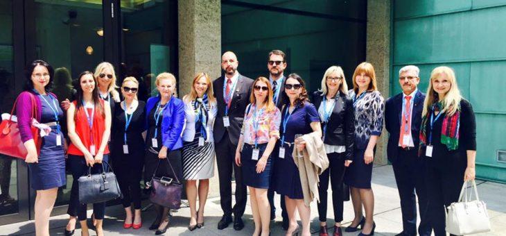 Rotary Distriktna konferenca 2017 in pobratenje z RC Skopje West