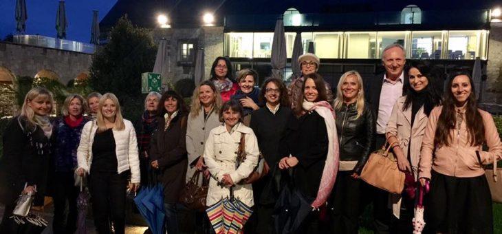 Rotary klub Villach obiskal Julije v Ljubljani