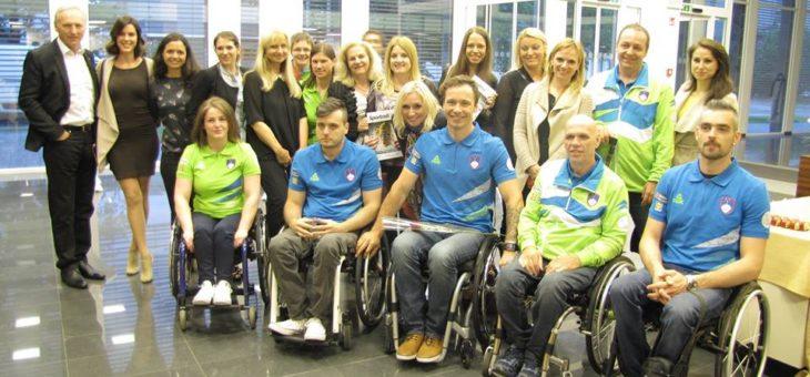 PREDAVANJE: »Kako nagovoriti širšo množico za dobrodelno delovanje v korist družbe: promocija Paraolimpijskih iger – Tokyo 2020«